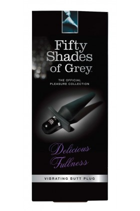 Delicious Fullness - Fifty Shades of Grey