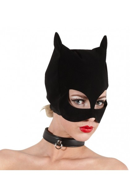 Cat mask - Bad Kitty