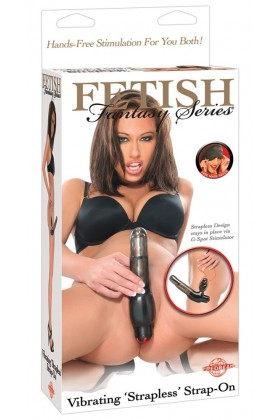 Vibrating Strapless